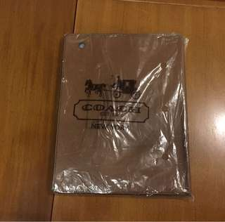(全新) Coach IPad case