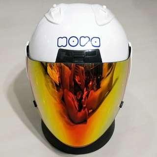 Nova Helmet (Rare Tinted Visor)