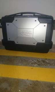 Kappa panniers/top box 37 litres