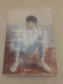 EXO Lay 而立24 book