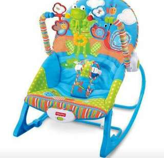 Rocking chair fisher price