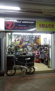 Bicycle Repair high-end bike servicing