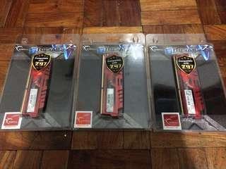 G.Skill Ripjaws X 8GB (8GBx1) DDR3-1600 CL10, F3-12800CL10S-8GBXL (RAM/Memory)