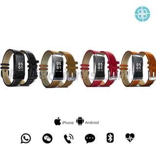 皮帶智能手錶 smart watch 女性生理週期提醒
