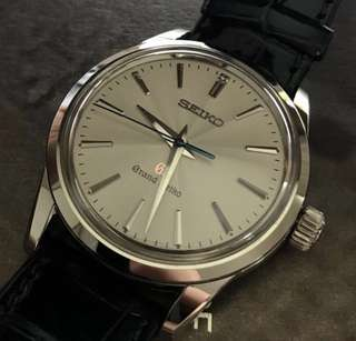 Grand Seiko Special Limited Edition 200 pieces full set with box and papers
