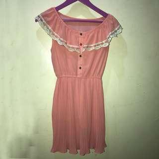 Pink Sunday Dress