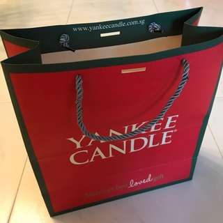 Yankee Candle bag