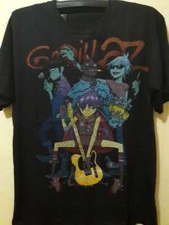 G0RiLLAZ Band Tees