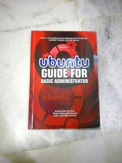 Ubuntu : Guide For Basic Administrator