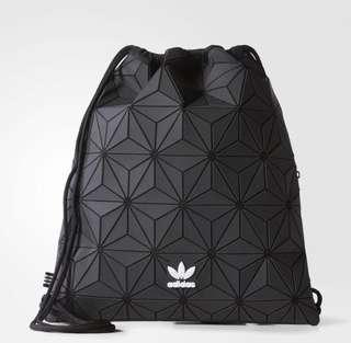 Adidas 3D Mesh gym bag