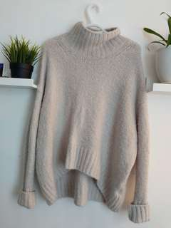 Oversized F21 wool sweater
