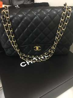 Chanel maxi flap