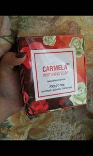 CARMELA WHITENING SOAP