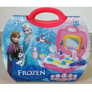 FROZEN Suitcase - Make up Play Set