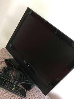 19/20 inch TV screen