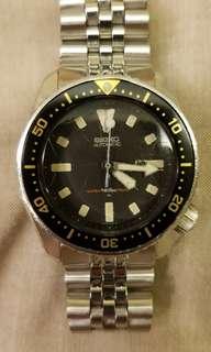 Seiko Vintage Midsize Diver 4205-0155