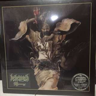 Behemoth 'The Satanist' Vinyl Record
