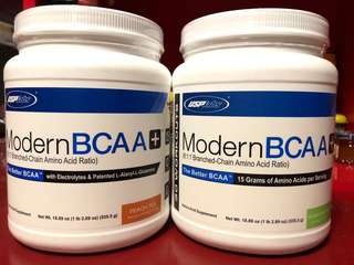 S> Modern BCAA+ - BCAA Sports Supplement
