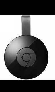 Official Local Google Chromecast 2nd Generation (Latest Version)