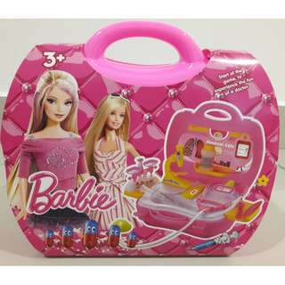 BARBIE Suitcase - Doctor Play Set