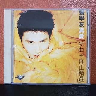 CD》张学友 - 真爱