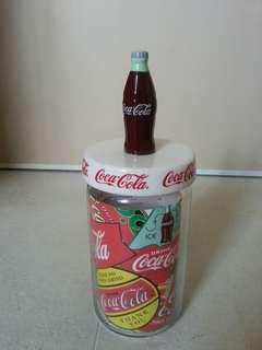 全新罕有可口可樂玻璃瓶
