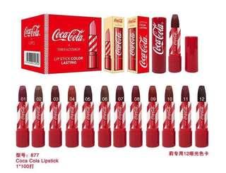 Coca cola lipstick