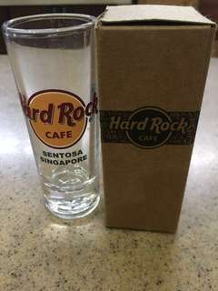 Hard Rock Cafe Shot Glass - Sentosa Singapore
