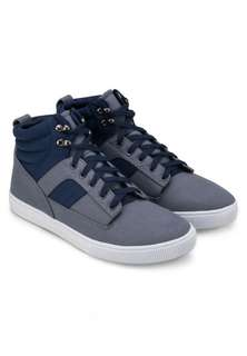 Zalora Men two colours high top sneakers