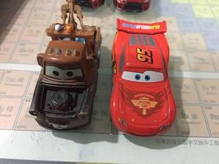 Tomica Cars Lot