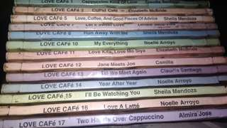 Love cafe series