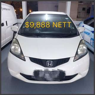 CHEAPEST IN MARKET HONDA FIT