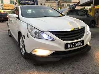 Kereta Sewa Murah - Hyundai Sonata 2.0