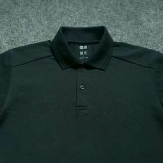 UNIQLO Navy Polo Shirt Size S