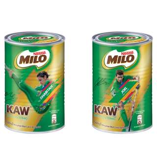 READY STOCK CHEAPEST Limited Edition MILO Kaw 500g 1 Tin