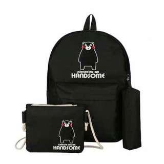 Backpack set 😉