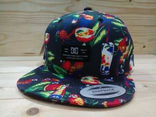 DC shoes snapback