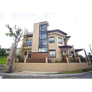 Ready for occupancy house and lot in Consolacion