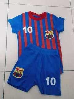 Baby Gap Barcelona Jersey
