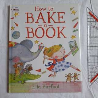 BBW JKT 2018 How to Bake a Book Ella Burfoot