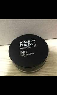 🚚 MAKE UP FOR EVER HD超進化無瑕微晶蜜粉