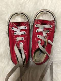 Converse Shoes (baby)