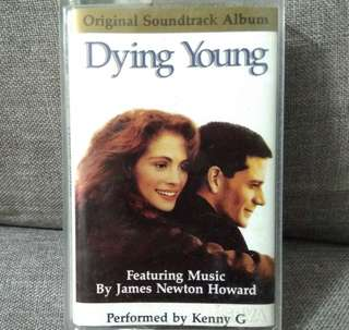 arthcs KENNY G & JAMES NEWTON HOWARD Cassette Tape