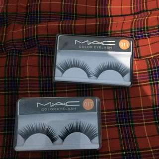 MAC False Eyelash(017)