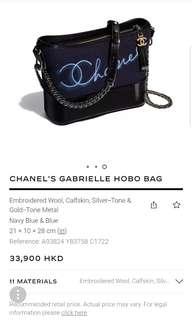 (黑色)Chanel