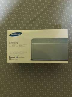 Brand New Samsung Level Box mini Speaker