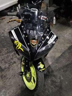 Yamaha R15, 2016