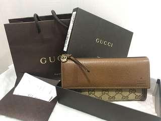 Gucci Long Wallet Guaranteed Original