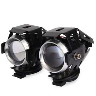 MOTORCYCLE 12V LED HEADLIGHTS