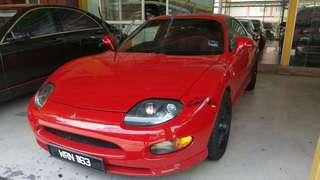 """Mitsubishi Fto 2.0 V6 Dohc Mivec 1995 """"Gpx Version"""""""